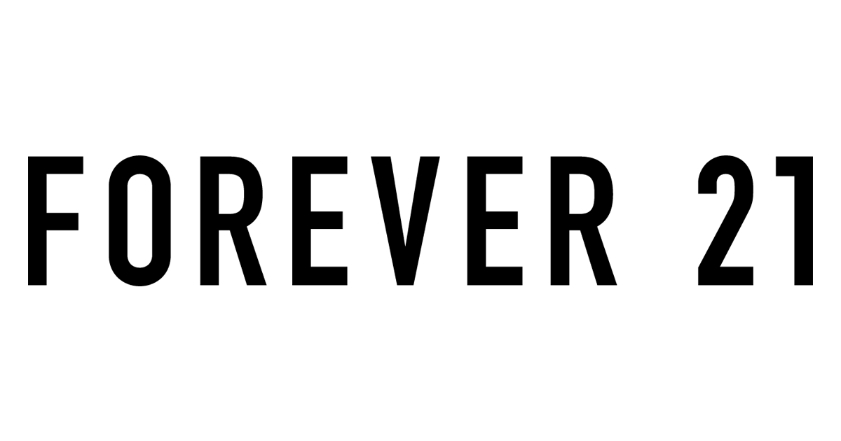 Fast Fashion Brand FOREVER 21