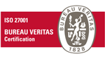 ISO 27001 BUREAU VERITAS Certification ?#28165;h情報