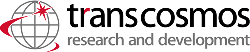 transcosmos research and development logo