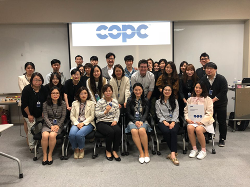 COPC CSP Implementation Leader 資格取得者の方々