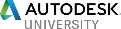 Autodesk University Japan ロゴ