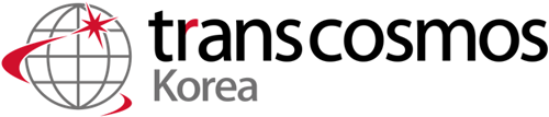 transcosmos Korea ロゴ