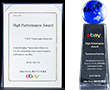 eBay Koreaより「High Performance Award」を受賞