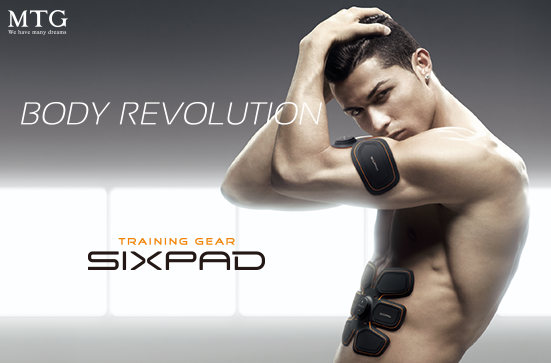 MTG BODY REVOLUTION TRAINING GEAR SIXPAD